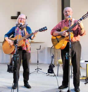 Sue Graves & Hector Gilchrist